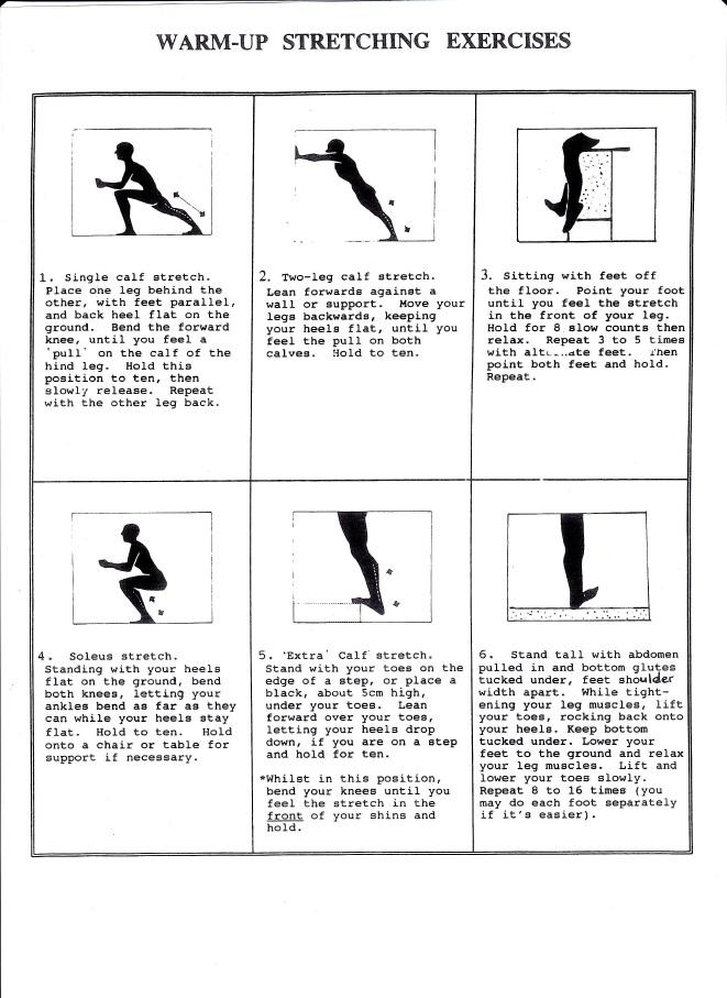 Shin Splints Symptoms Cause Treatment Prevention And Management